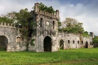 Alte Plantage aus der Kolonialzeit, Principe Island, Sao Tome und Principe, Afrika