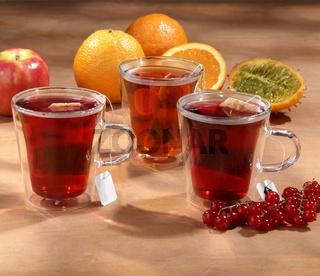 tea, fruittea, teabag