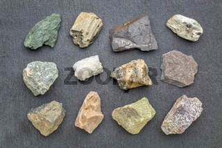 metamorphic rock geology collection