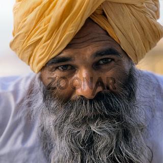 Sikh, Amritsar, Punjab, Indien, Asien / Sikh, Amritsar, Punjab, India, Asia