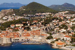 Dubrovnik 005. Kroatien