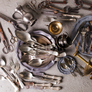 Vintage props collection