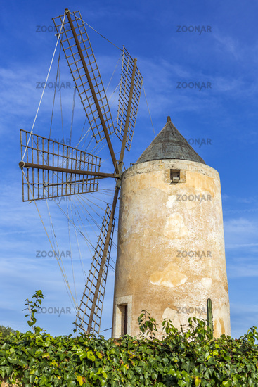 Windmühle Mallorca