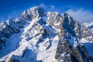 Peaks in Courmayeur