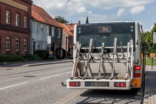 Fahrradbus in Beetzendorf (Sachsen-Anhalt)
