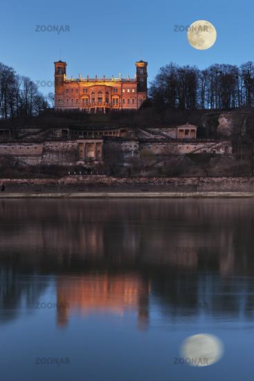Schloss Albrechtsberg, Dresden   Albrechtsberg Castle, Dresden