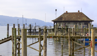 Schiffsanlegestelle Insel Reichenau