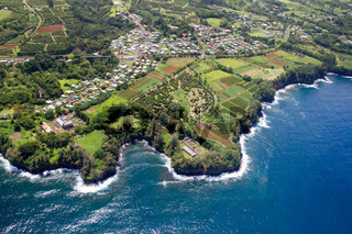 Papaikou, Big Island, Hawaii