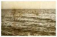old picture the Black Sea for design