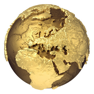 Gold Globe Europe