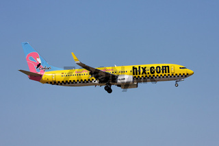Hapag-Lloyd Express - Boeing 737-8K5