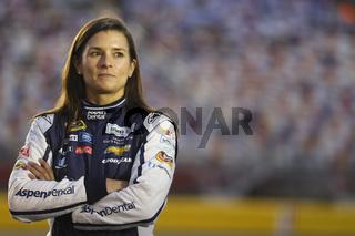 NASCAR: Oct 06 Bank of America 500
