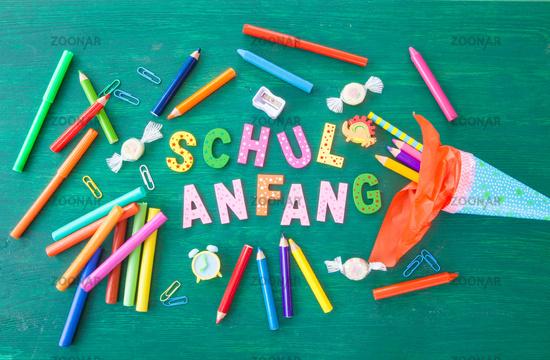 Hintergrund zum Schulanfang