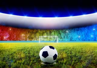Soccer penalty kick