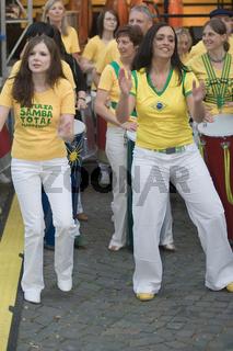 Stadtfest Sankt Wendel Mai 2009