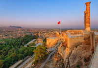 The old castle, Urfa, Turkey
