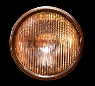 Isolated headlamp