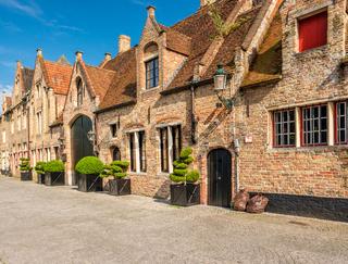 Bruges (Brugge) cityscape