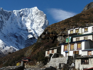 Kloster Thame, Nepal