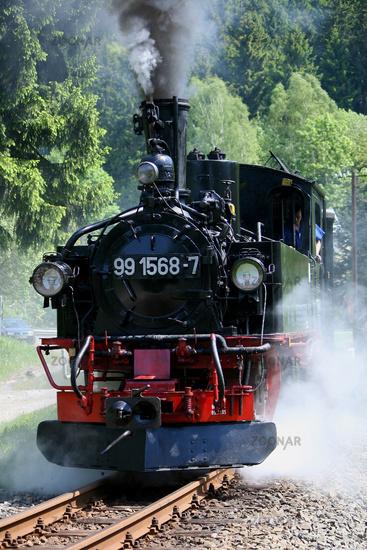 Dampflokomotive IV K