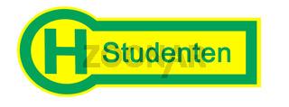 Haltestelle Studenten