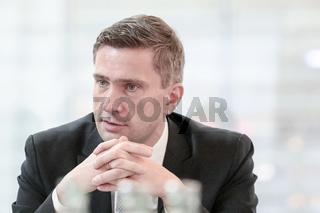 Martin Dulig - Verkehrsminister des Freistaates Sachsen