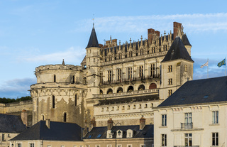 Chateau Amboise at the Loire