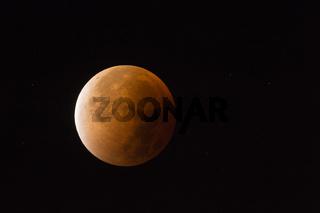 05:24 Uhr... Blutmond *Luna luna*