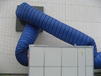 Knoten in Blau
