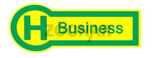 Haltestelle Business