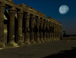 Philae - Tempel der Isis