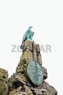 Fliegerdenkmal Wasserkuppe Rhön