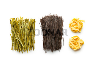 Gluten Free, high fibre pasta.