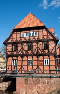Lüneburger Fachwerkhaus