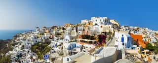 Santorini view (Oia), Greece