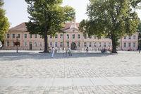 Altes Gymnasium, Neuruppin, Brandenburg, Germany