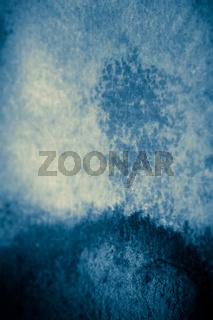 Schäbiger blau und grauer Hintergrund