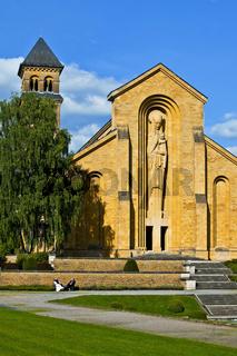Orval, Neue Abtei, Wallonien, Belgien