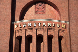 Planetarium in Hamburg