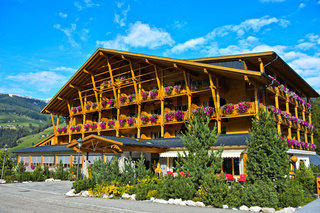 Sport und Kurhotel Bad Moos, Sexten, Dolomiten, Südtirol, Italien