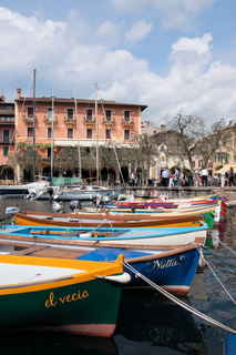 Torri del Benaco, Gardasee