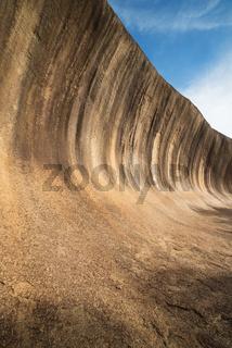 Wave Rock in Western Australia