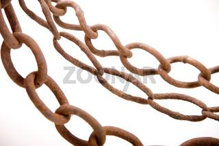 Rostige Ketten - Rusty chains