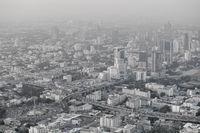 Bangkok. General view of the city