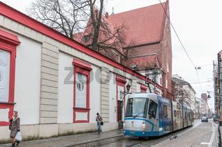 ÖPNV in Breslau