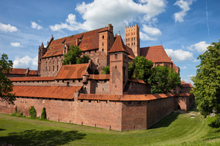 The Malbork Castle