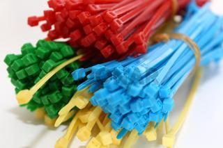 Kabelbinder farbig