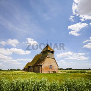 Church of Thomas A Becket, Romney Marsh, Kent