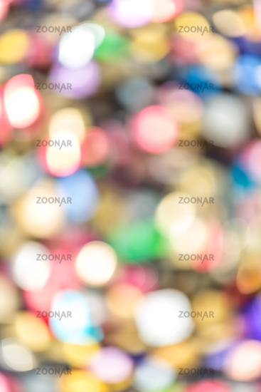 abstract blurred colourful background