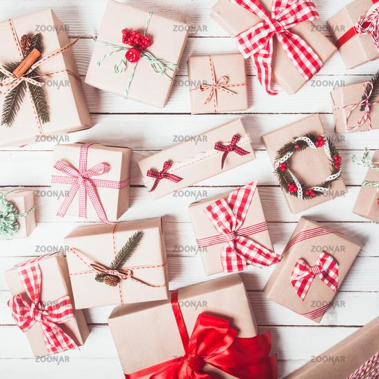 Christmas craft boxes
